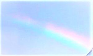 虹のかなた