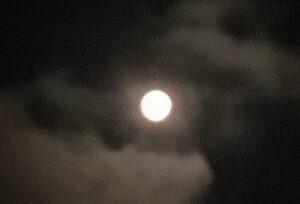 八月の満月